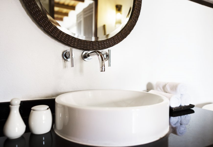 Okrągłe Lustra Powracają Do łazienek Znajdz Okazjepl